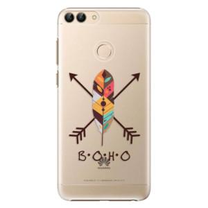 Plastové pouzdro iSaprio BOHO na mobil Huawei P Smart