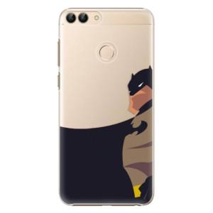 Plastové pouzdro iSaprio BaT Komiks na mobil Huawei P Smart