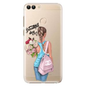 Plastové pouzdro iSaprio Beautiful Day na mobil Huawei P Smart
