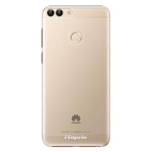 Plastové pouzdro iSaprio 4Pure mléčné bez potisku na mobil Huawei P Smart