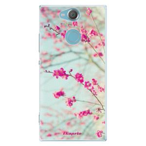 Plastové pouzdro iSaprio Blossom 01 na mobil Sony Xperia XA2