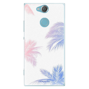 Plastové pouzdro iSaprio Palmy 10 na mobil Sony Xperia XA2