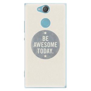 Plastové pouzdro iSaprio Awesome 02 na mobil Sony Xperia XA2