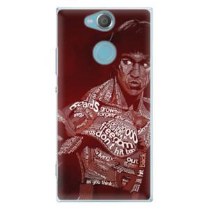 Plastové pouzdro iSaprio Bruce Lee na mobil Sony Xperia XA2