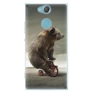 Plastové pouzdro iSaprio Medvěd 01 na mobil Sony Xperia XA2