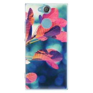 Plastové pouzdro iSaprio Podzim 01 na mobil Sony Xperia XA2