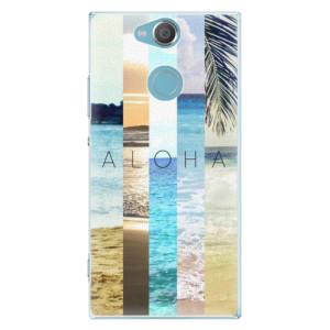 Plastové pouzdro iSaprio Aloha 02 na mobil Sony Xperia XA2