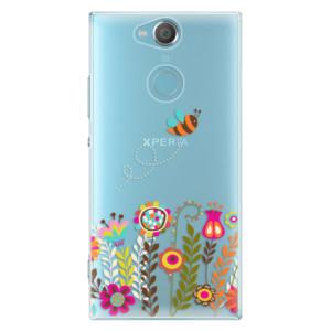 Plastové pouzdro iSaprio Včelka Pája 01 na mobil Sony Xperia XA2