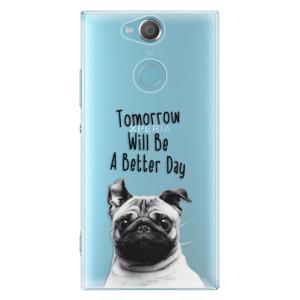Plastové pouzdro iSaprio Better Day 01 na mobil Sony Xperia XA2