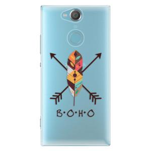 Plastové pouzdro iSaprio BOHO na mobil Sony Xperia XA2