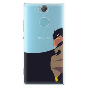Plastové pouzdro iSaprio BaT Komiks na mobil Sony Xperia XA2