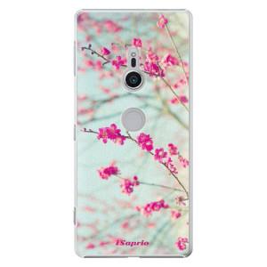 Plastové pouzdro iSaprio Blossom 01 na mobil Sony Xperia XZ2