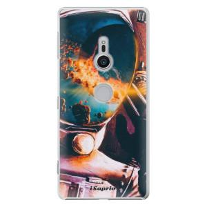 Plastové pouzdro iSaprio Astronaut 01 na mobil Sony Xperia XZ2