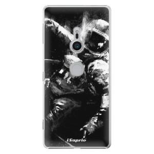 Plastové pouzdro iSaprio Astronaut 02 na mobil Sony Xperia XZ2