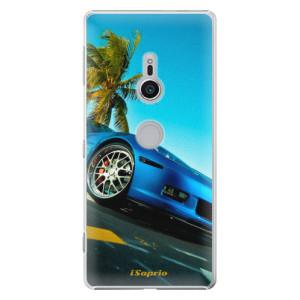 Plastové pouzdro iSaprio Kára 10 na mobil Sony Xperia XZ2