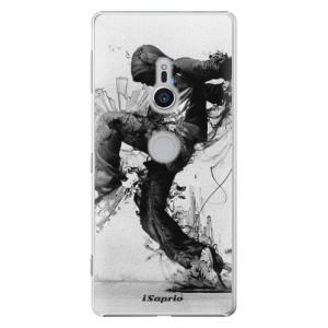 Plastové pouzdro iSaprio Dancer 01 na mobil Sony Xperia XZ2