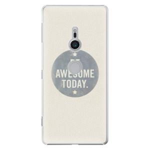 Plastové pouzdro iSaprio Awesome 02 na mobil Sony Xperia XZ2