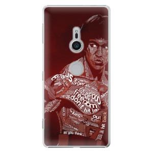 Plastové pouzdro iSaprio Bruce Lee na mobil Sony Xperia XZ2