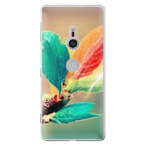 Plastové pouzdro iSaprio Podzim 02 na mobil Sony Xperia XZ2