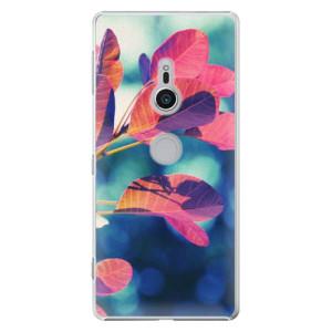Plastové pouzdro iSaprio Podzim 01 na mobil Sony Xperia XZ2