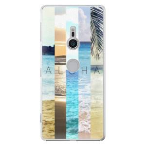 Plastové pouzdro iSaprio Aloha 02 na mobil Sony Xperia XZ2