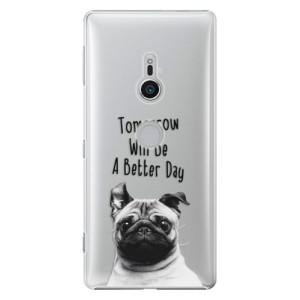 Plastové pouzdro iSaprio Better Day 01 na mobil Sony Xperia XZ2