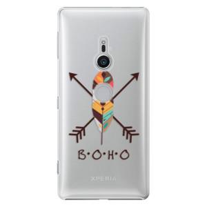 Plastové pouzdro iSaprio BOHO na mobil Sony Xperia XZ2