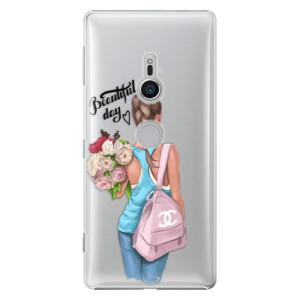 Plastové pouzdro iSaprio Beautiful Day na mobil Sony Xperia XZ2