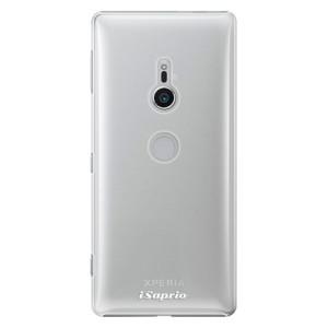 Plastové pouzdro iSaprio 4Pure mléčné bez potisku na mobil Sony Xperia XZ2