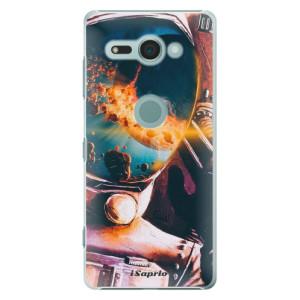 Plastové pouzdro iSaprio Astronaut 01 na mobil Sony Xperia XZ2 Compact