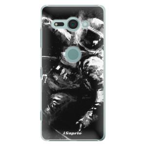 Plastové pouzdro iSaprio Astronaut 02 na mobil Sony Xperia XZ2 Compact