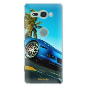 Plastové pouzdro iSaprio Kára 10 na mobil Sony Xperia XZ2 Compact