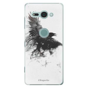 Plastové pouzdro iSaprio Havran 01 na mobil Sony Xperia XZ2 Compact