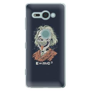 Plastové pouzdro iSaprio Einstein 01 na mobil Sony Xperia XZ2 Compact