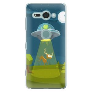 Plastové pouzdro iSaprio Ufouni 01 na mobil Sony Xperia XZ2 Compact