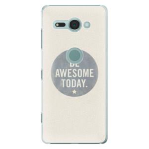 Plastové pouzdro iSaprio Awesome 02 na mobil Sony Xperia XZ2 Compact
