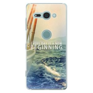Plastové pouzdro iSaprio Beginning na mobil Sony Xperia XZ2 Compact
