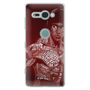 Plastové pouzdro iSaprio Bruce Lee na mobil Sony Xperia XZ2 Compact