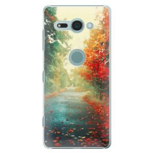 Plastové pouzdro iSaprio Podzim 03 na mobil Sony Xperia XZ2 Compact