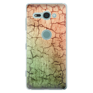 Plastové pouzdro iSaprio Rozpraskaná Zeď 01 na mobil Sony Xperia XZ2 Compact