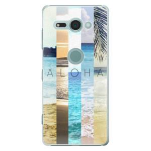 Plastové pouzdro iSaprio Aloha 02 na mobil Sony Xperia XZ2 Compact