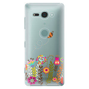 Plastové pouzdro iSaprio Včelka Pája 01 na mobil Sony Xperia XZ2 Compact