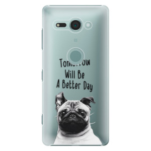 Plastové pouzdro iSaprio Better Day 01 na mobil Sony Xperia XZ2 Compact