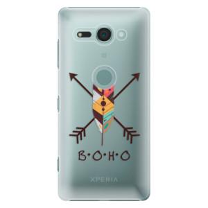 Plastové pouzdro iSaprio BOHO na mobil Sony Xperia XZ2 Compact