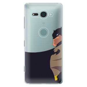 Plastové pouzdro iSaprio BaT Komiks na mobil Sony Xperia XZ2 Compact