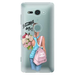 Plastové pouzdro iSaprio Beautiful Day na mobil Sony Xperia XZ2 Compact
