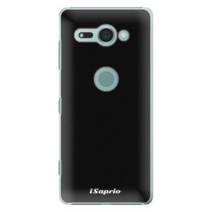 Plastové pouzdro iSaprio 4Pure černé na mobil Sony Xperia XZ2 Compact