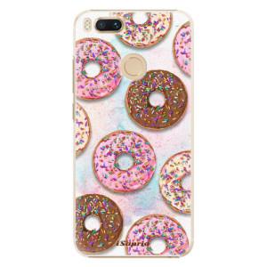 Plastové pouzdro iSaprio Donutky Všude 11 na mobil Xiaomi Mi A1