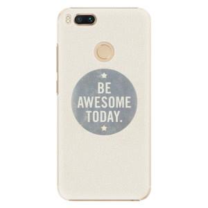Plastové pouzdro iSaprio Awesome 02 na mobil Xiaomi Mi A1