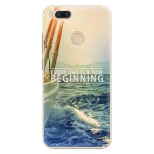 Plastové pouzdro iSaprio Beginning na mobil Xiaomi Mi A1